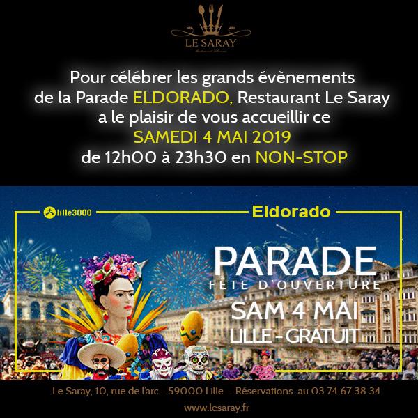 Parade Eldorado – Lille 3000