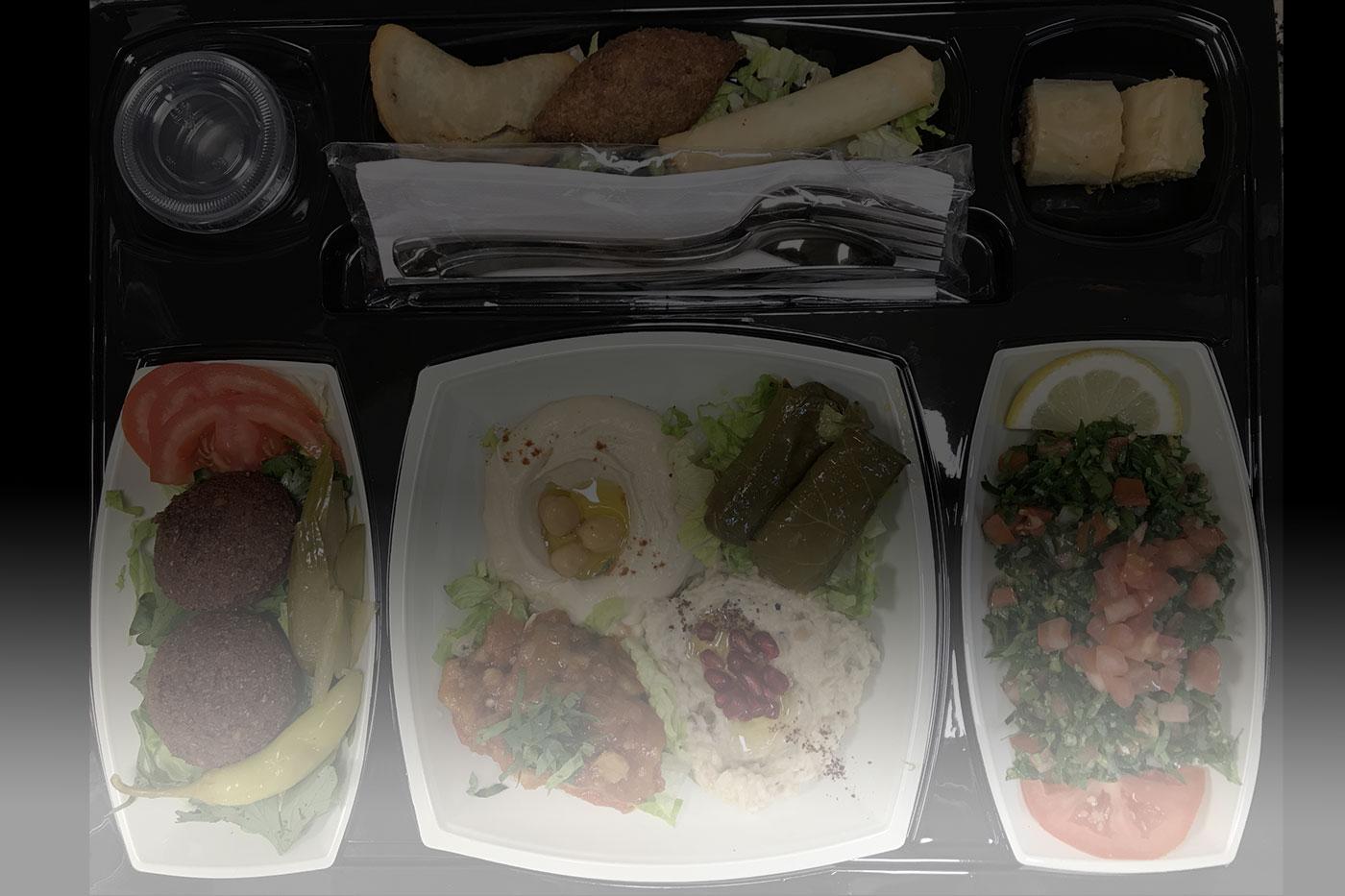 Plateaux repas entreprises